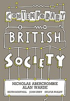 The contemporary British society reader