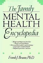 The family mental health encyclopedia