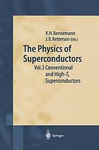 Conventional and high-Tc superconductors