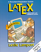LATEX : a document preparation system ; user's guide and reference manual ; [updated for LATEX 2 Epsilon]