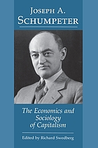 The economics and sociology of capitalism