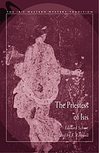The priestess of Isis