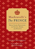 Machiavelli's The prince; an Elizabethan translation