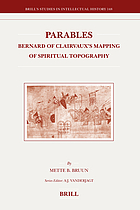Parables Bernard of Clairvaux's mapping of spiritual topography