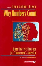 Why numbers count : quantitative literacy for tomorrow's America