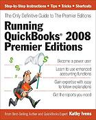 Running QuickBooks 2008 Premier editions