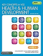 Key concepts in VCE health and human development units 3 & 4