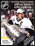 The National Hockey League official guide & record book 2010
