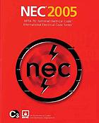 National electrical code : 2005
