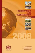 Development and globalization : facts and figures