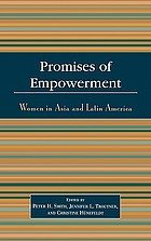 Promises of empowerment : women in Asia and Latin America