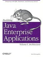 Building Java enterprise applications