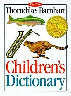 Thorndike-Barnhart children's dictionary