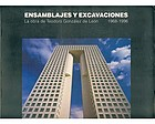 Ensamblajes y excavaciones : la obra de Teodoro González de León, 1968-1996