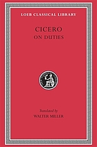 Cicero : in twenty-eight volumes
