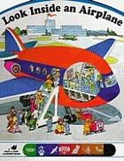 Look inside an airplane