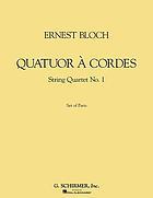 Quatuor a cordes (no. 2)