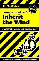 CliffsNotes Lawrence and Lee's Inherit the wind