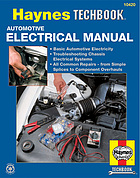 The Haynes automotive electrical manual