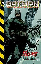 Batman : no man's land  : a novel