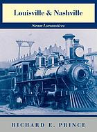 Louisville & Nashville steam locomotives