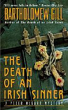 The death of an Irish sinner : a Peter McGarr mystery