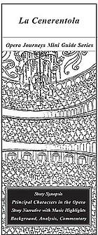 La Cenerentola, ossia, La bontà in trionfo Cinderella, or, Goodness triumphant : dramma giocosso in two acts