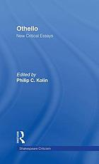 Othello : new critical essays