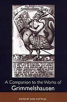 A companion to the works of Grimmelshausen