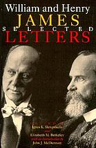 William and Henry James : selected letters