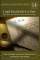 Until death do us part : the letters and travels of Anna and Vitus Bering