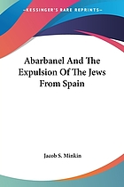 Abarbanel and the expulsion of the Jews from Spain