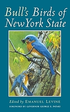 Bull's birds of New York State