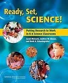 Ready, set, science! : putting research to work in K-8 science classrooms