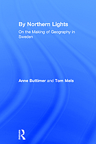 By northern lights : on the making of geography in Sweden
