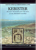 Kebister : the four thousand year old story of one Shetland township