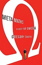 Meta maths : the quest for Omega