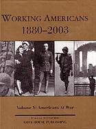 Working Americans, 1880-2003