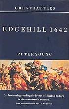 Edgehill, 1642: the campaign and the battle