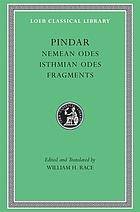 The Nemean odes of Pindar