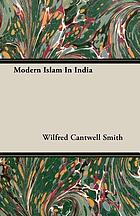 Modern Islam in India; a social analysis