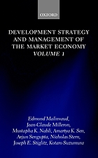 Development strategy and management of the market economy