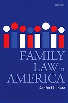 Family law in America