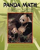 Panda math : learning about subtraction from Hua Mei and Mei Sheng