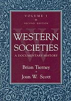 Western societies : a documentary history
