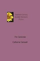 The camomile : an invention