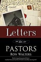 Letters to pastors