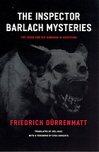 The Inspector Barlach mysteries : the judge and his hangman and Suspicion