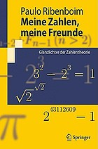 Meine Zahlen, meine Freunde Glanzlichter der Zahlentheorie