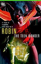 Robin : the teen wonder